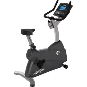 LifeFitness C1 Upright Lifecycle Bike