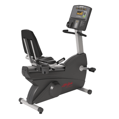 LifeFitness Club Series Recumbent Step Thru Lifecycle