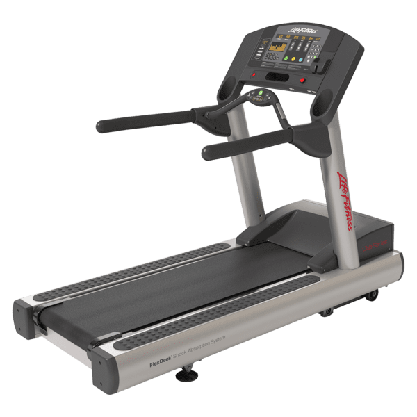 LifeFitness Club Series Treadmill with console