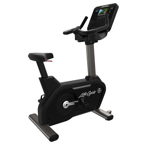 LifeFitness Club Series Plus Upright Lifecycle Bike
