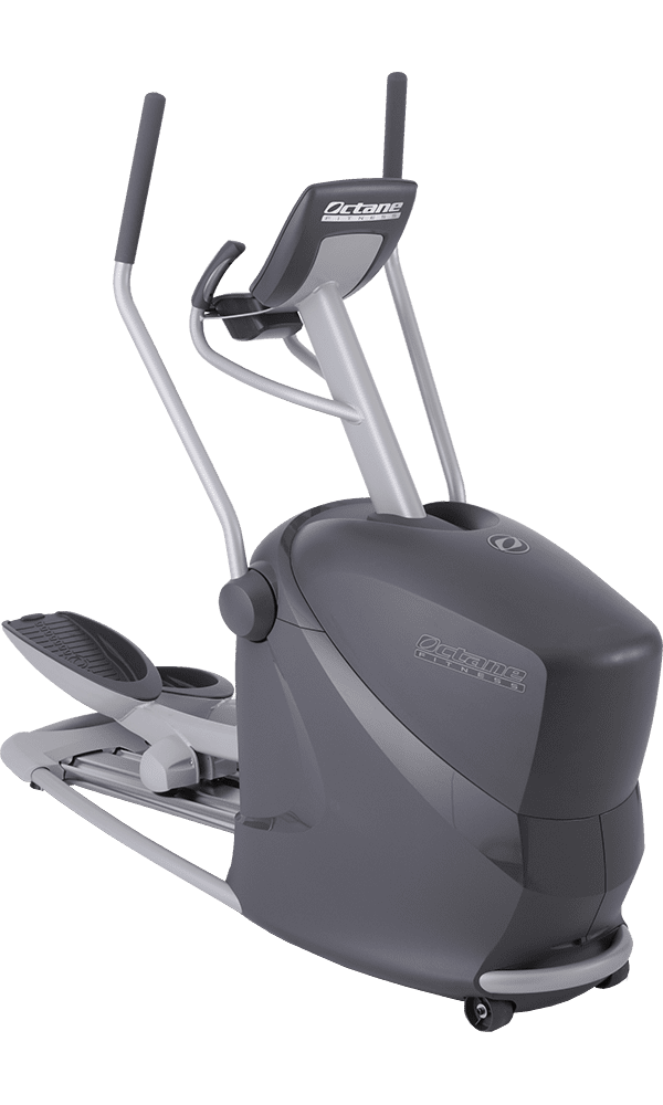 Octane Q35x Elliptical Base and console