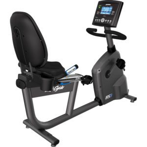 LifeFitness RS3 Recumbent Step Thru Lifecycle