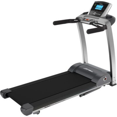 LifeFitness F3 Folding Treadmill