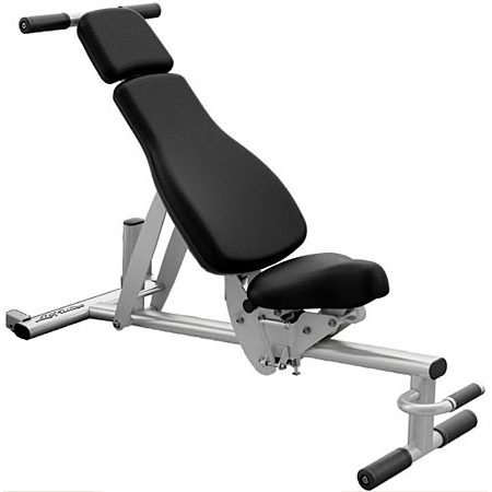 LifeFitness Multiposition Bench for G7
