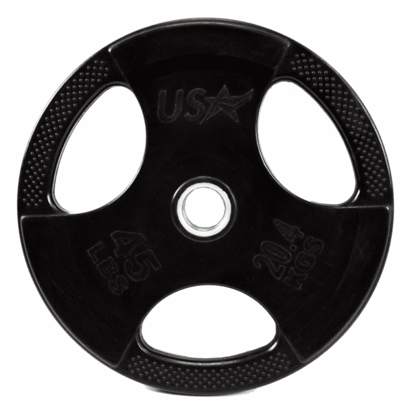 USAOlym Olympic Rubber Plate