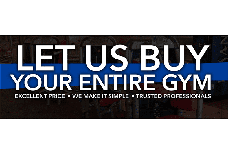 We Buy Gym Equipment