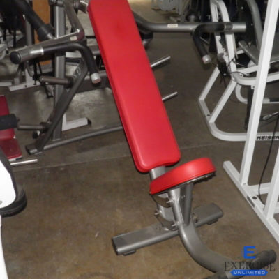 Incline Matrix Olympic Plate Loaded Supine Bench