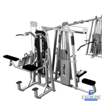 Precor 6 Stack Gym