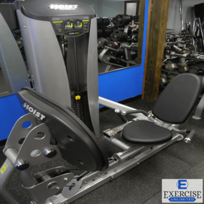 Hoist HD Dual Leg Press and Calf Raise