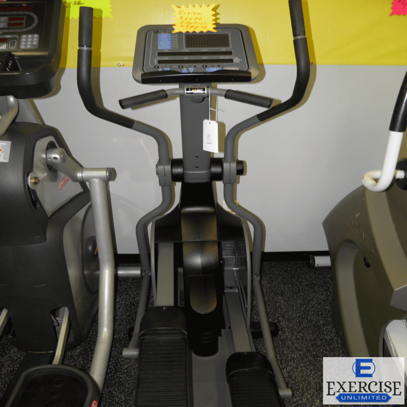 Vision Fitness X6600 HRT Elliptical Machine