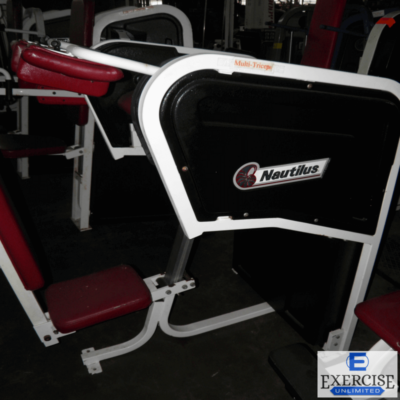 Nautilus Next Generation Multi-Tricep Machine