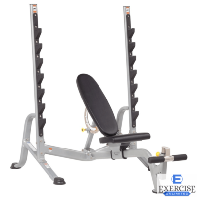 Hoist HF-5170 7 Position Olympic Bench