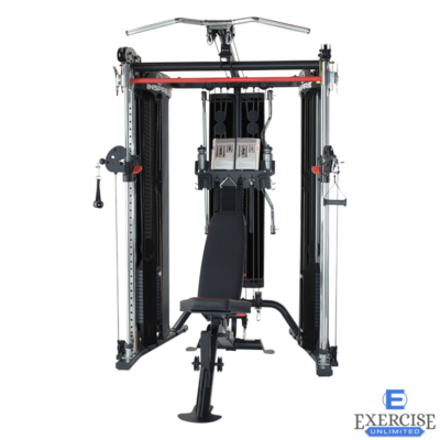 Inspire Fitness FT2 Functional Trainer and Smith machine