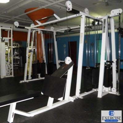 Precor 8 Station Jungle Gym