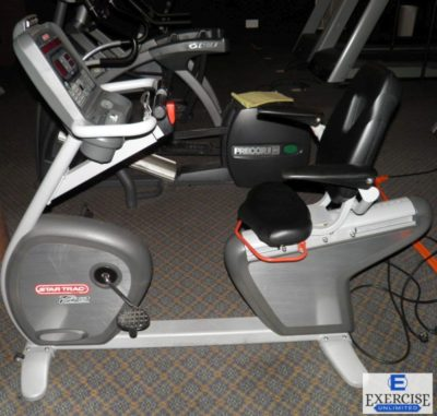 Star Trac Seated E-RB Recumbent