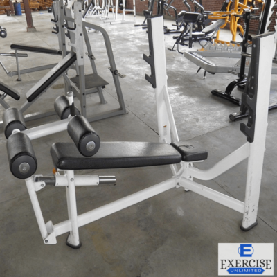 Torque Fitness Olympic Bench with Leg Developer